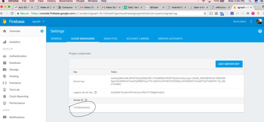 Android SDK integration — QGDocs 1 0 documentation